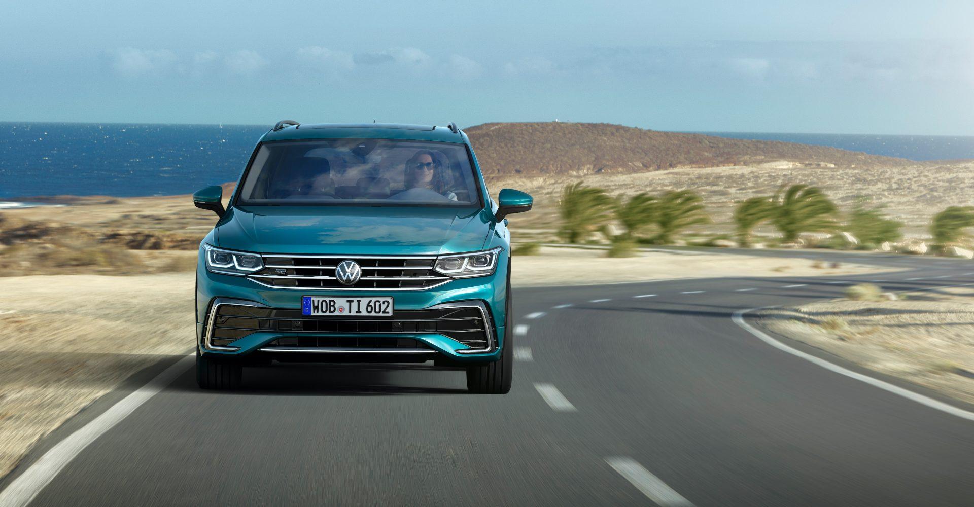 Volkswagen releases new Tiguan