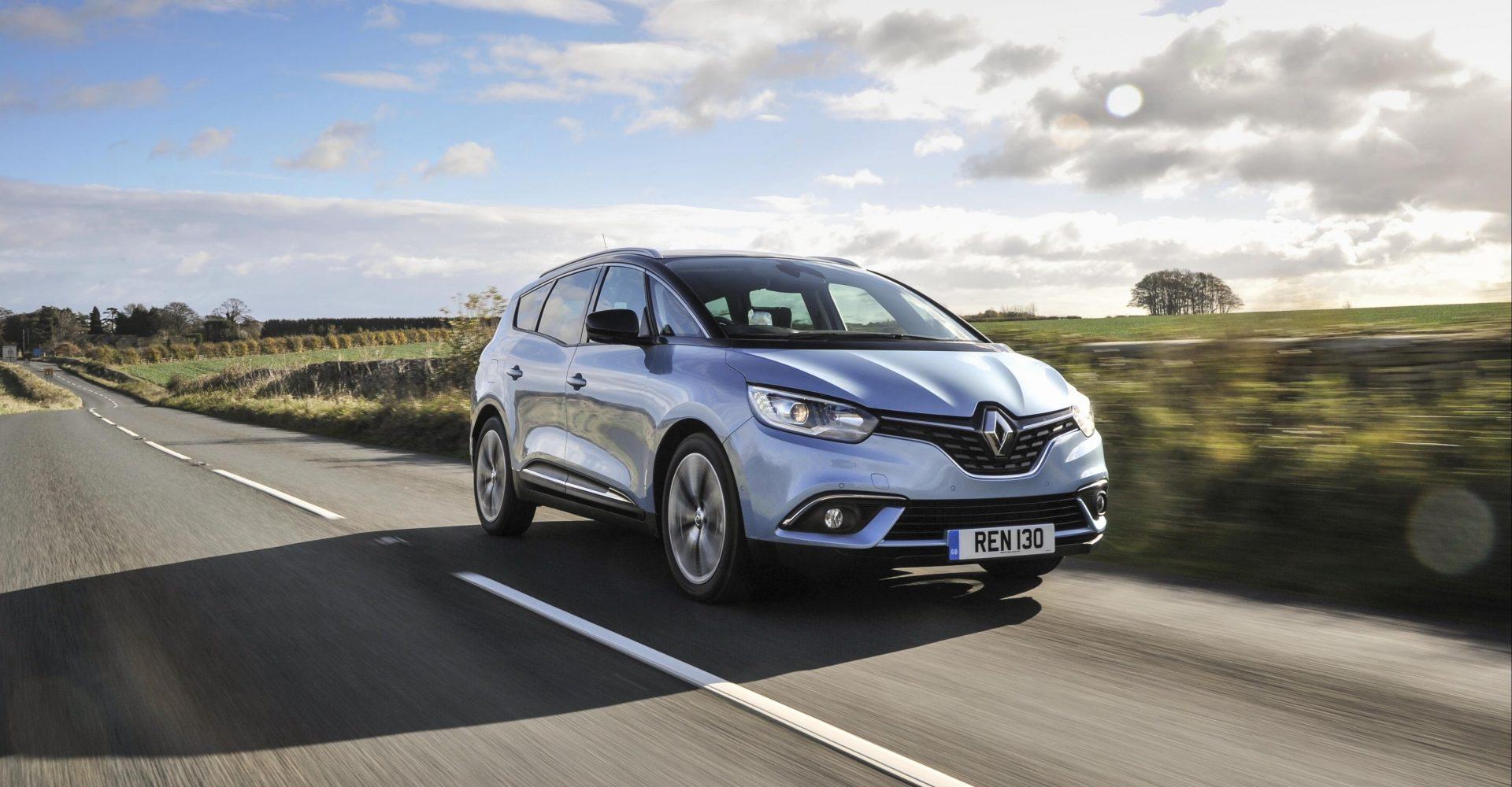 Renault drops Grand Scenic from UK range