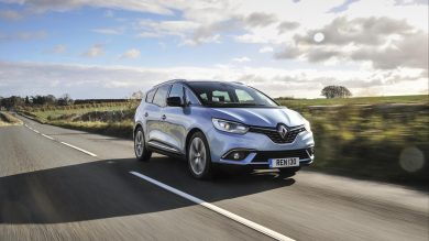 Renault drops Grand Scenic from UK range