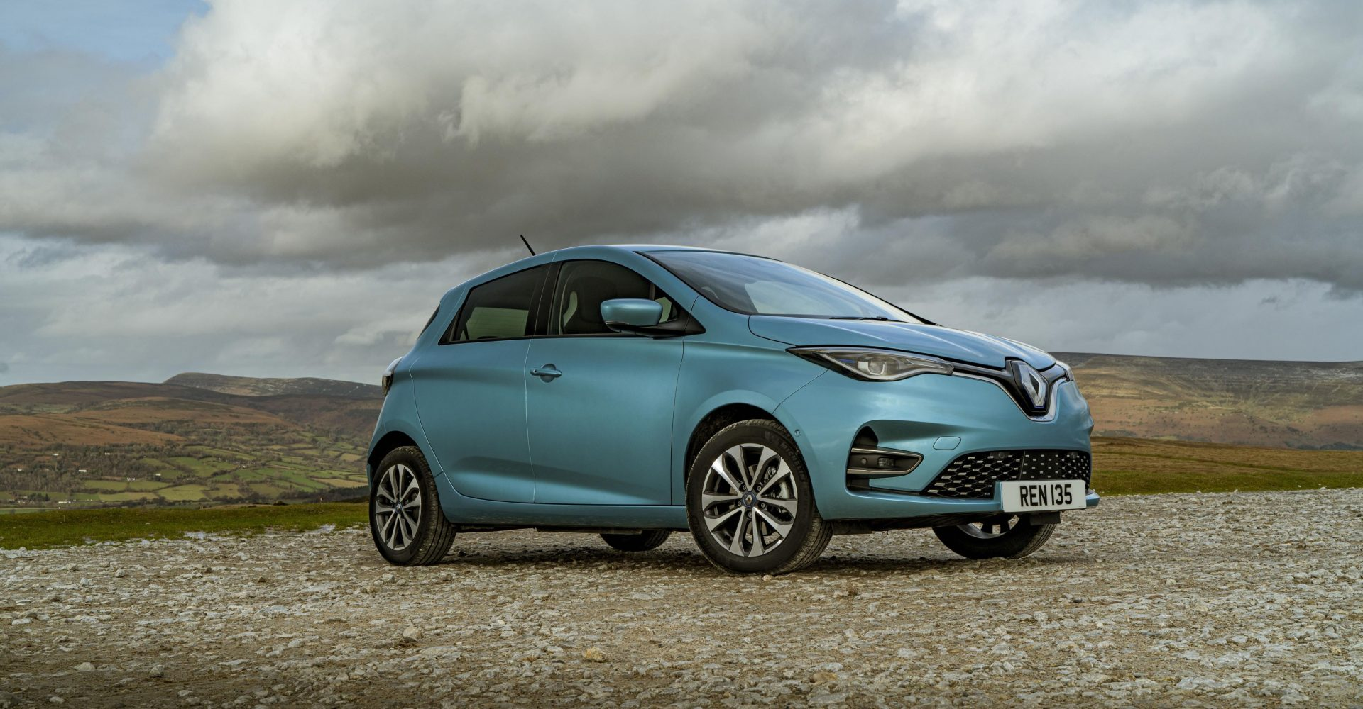 UK Drive: The Renault Zoe is a brilliant but tiny EV