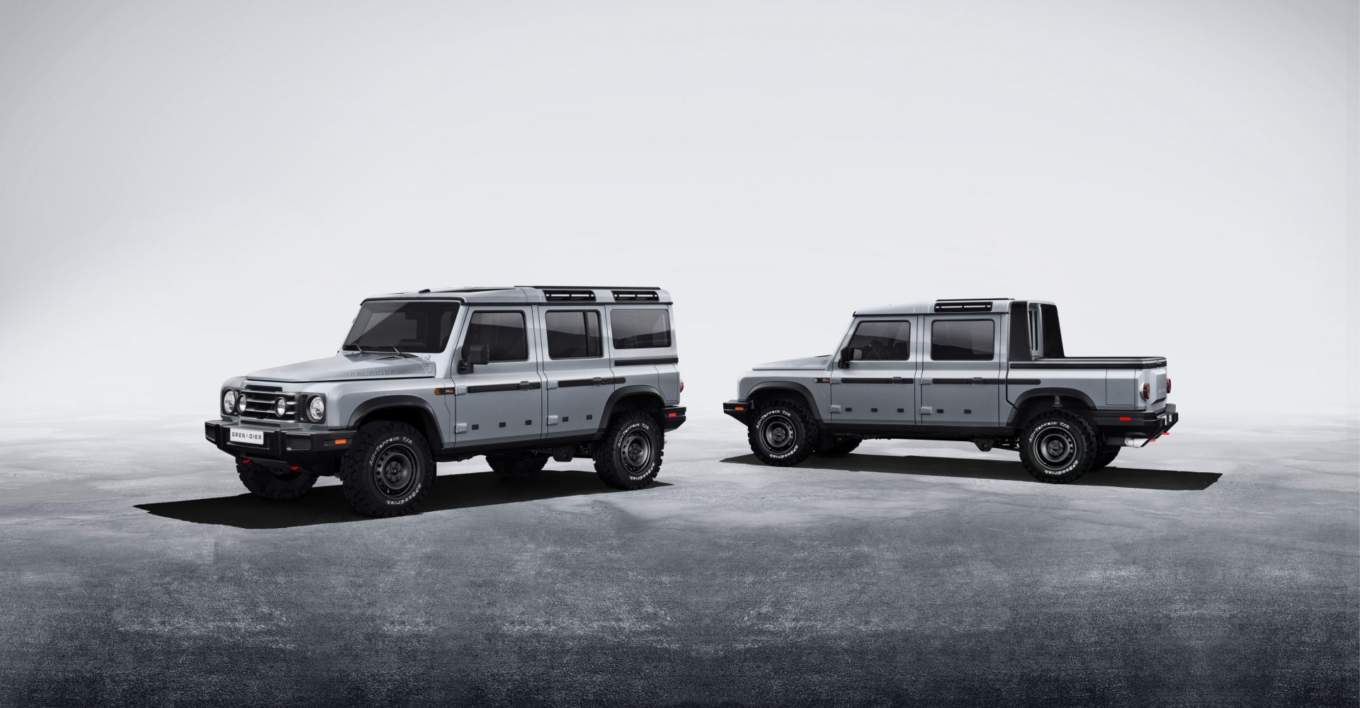 Ineos Grenadier revealed as rugged homage to classic 4×4 models