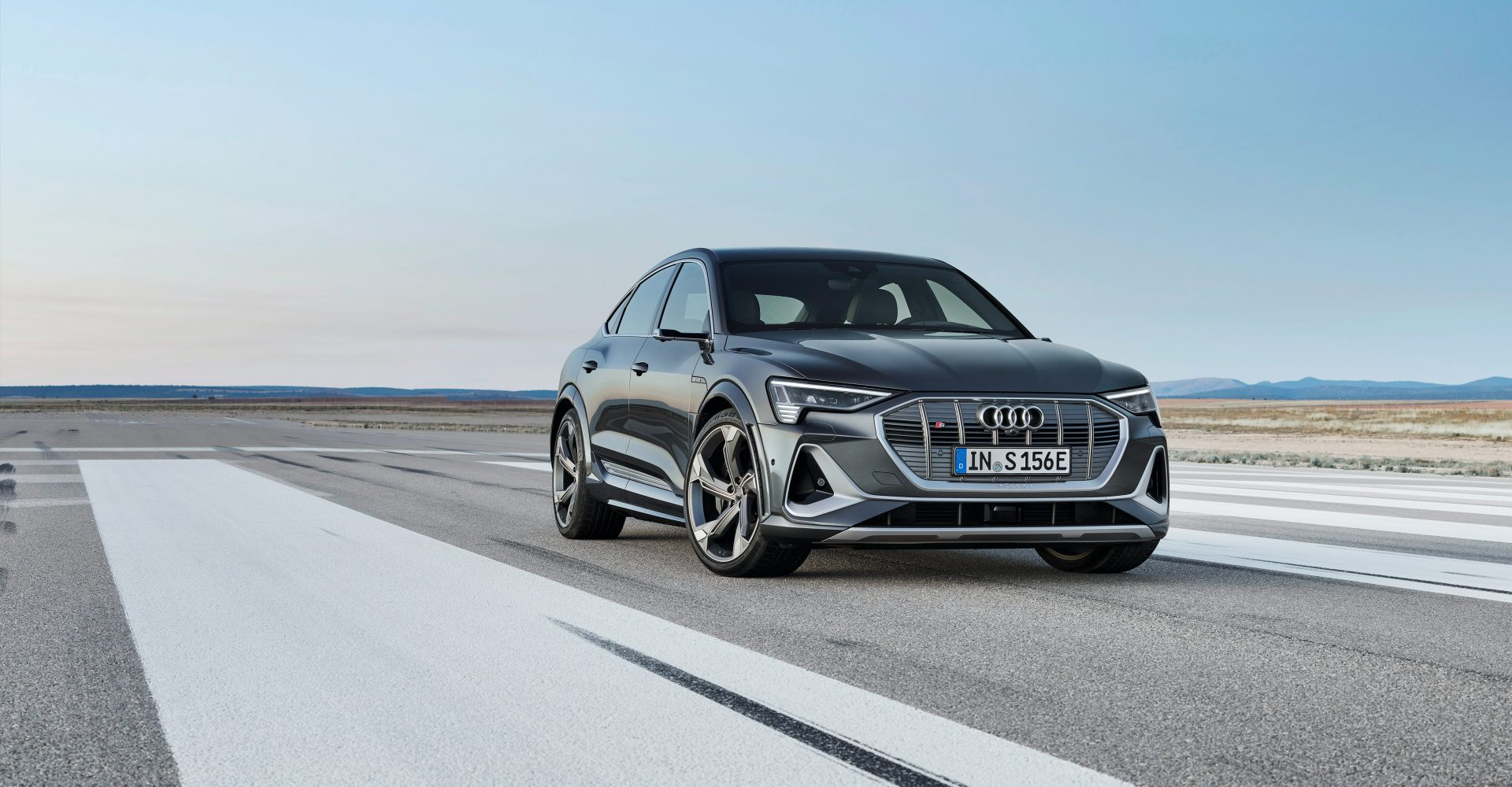 Audi boosts e-tron's performance with new S model