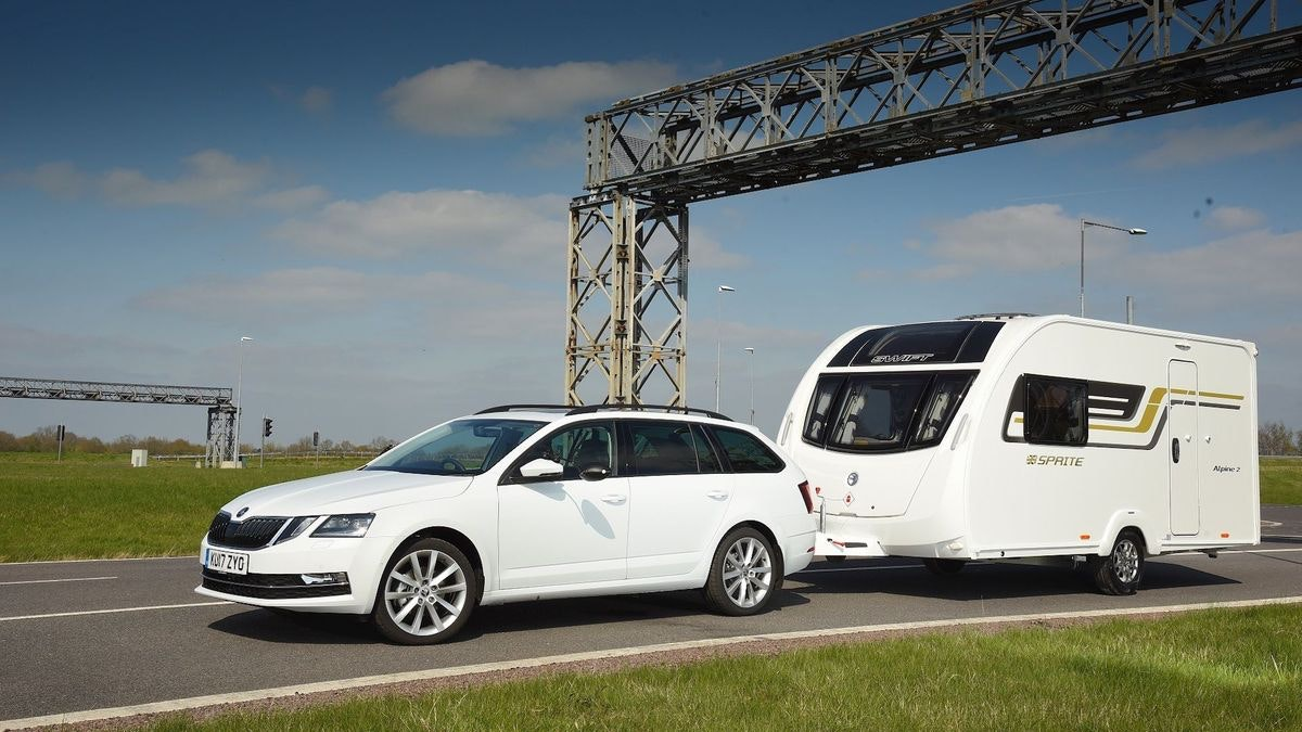Employees that travel for work could turn to caravans instead of hotels