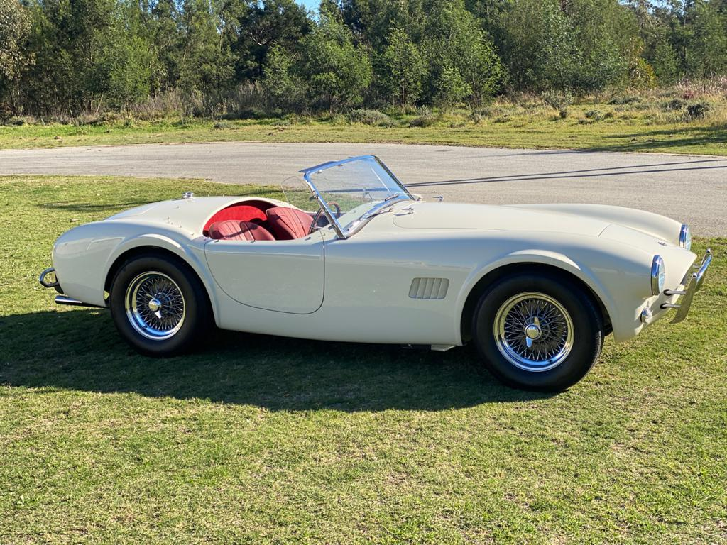 AC Cobra Series1 electric