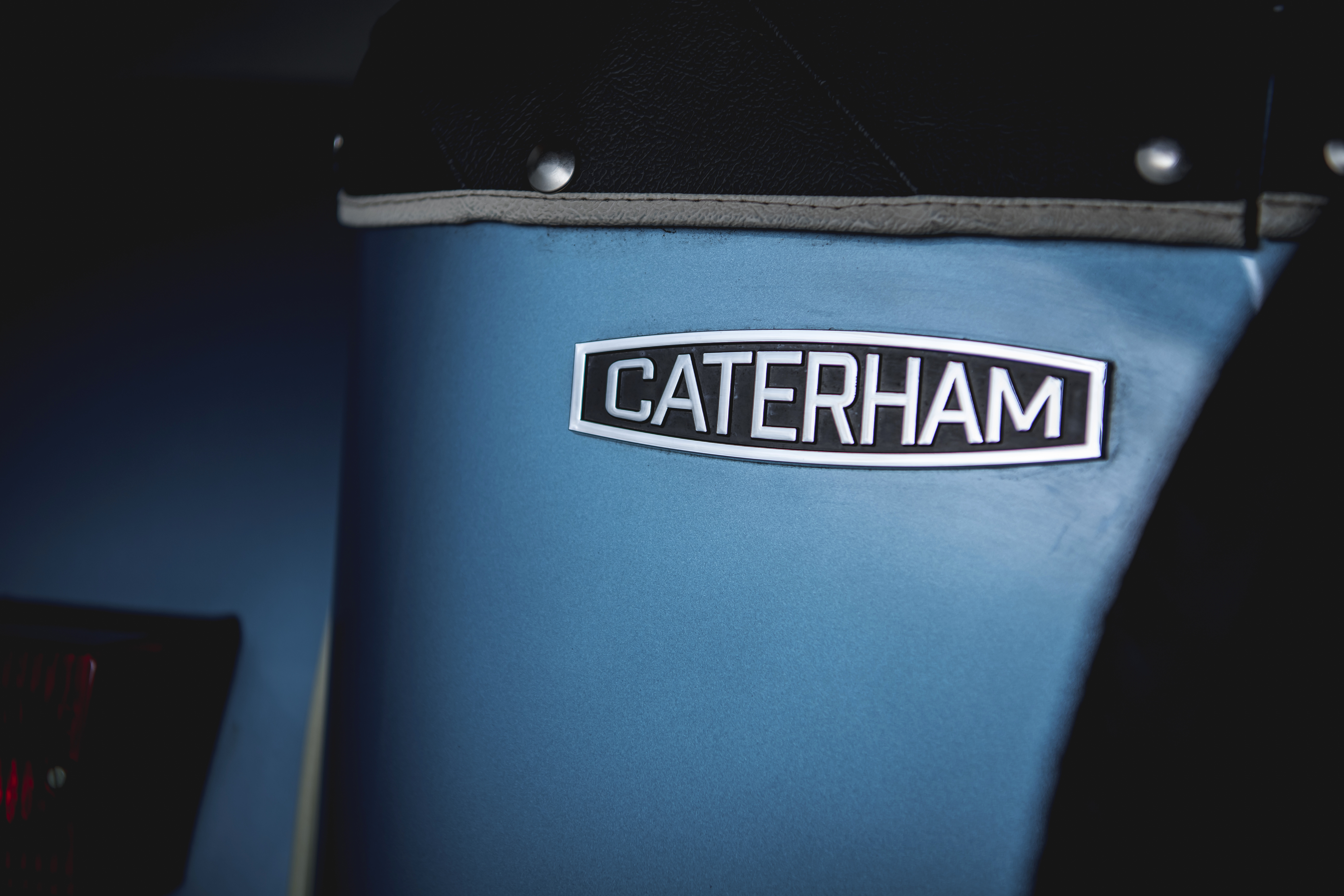 Caterham detail