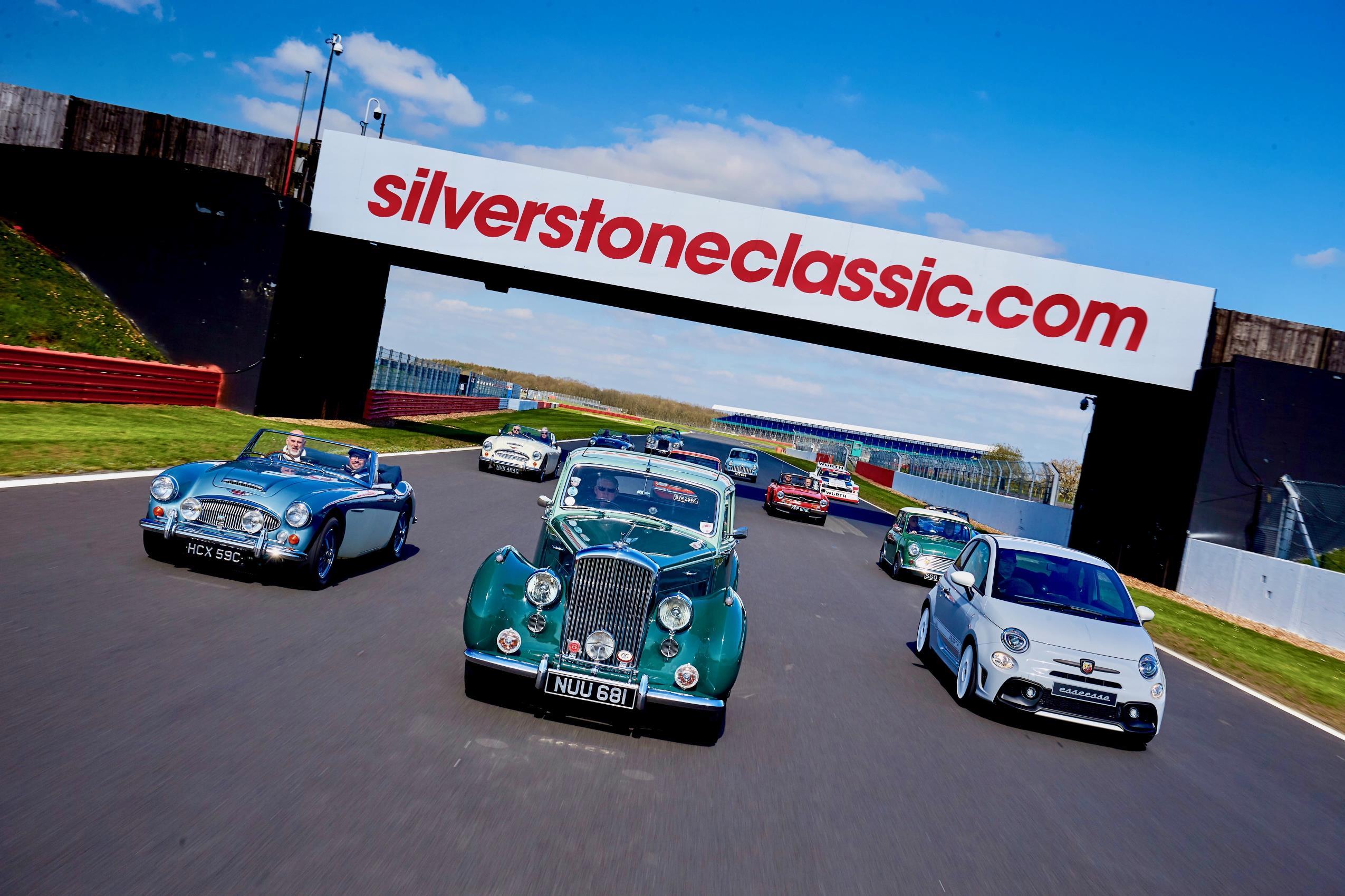 The 2019 Silverstone Classic
