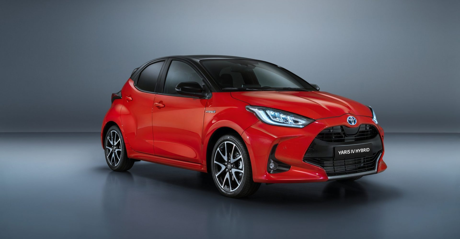 New Toyota Yaris goes on sale in the UK from £19,910