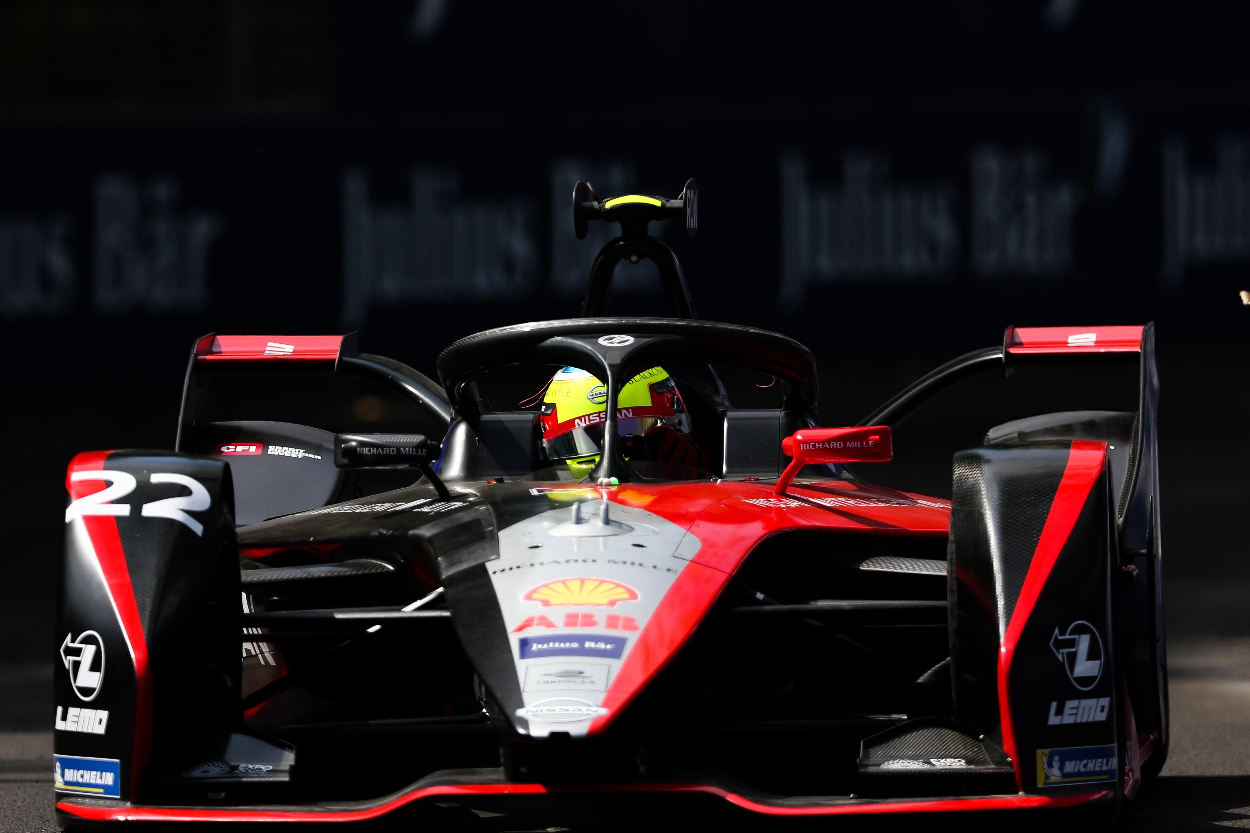 FIA Formula E Nissan