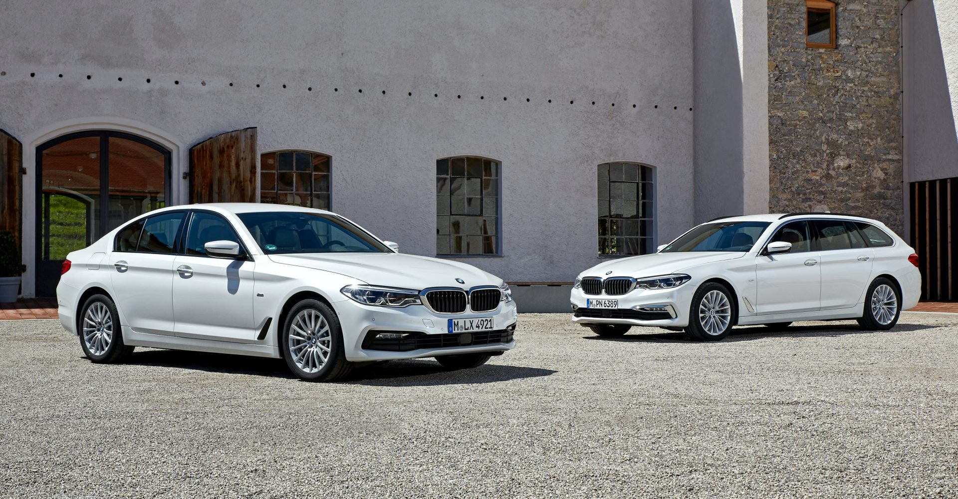 BMW announces further details about new 545e plug-in hybrid