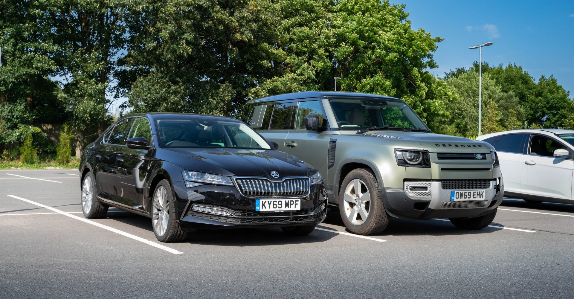 Long-term report: 'Our' Skoda Superb is becoming a family favourite