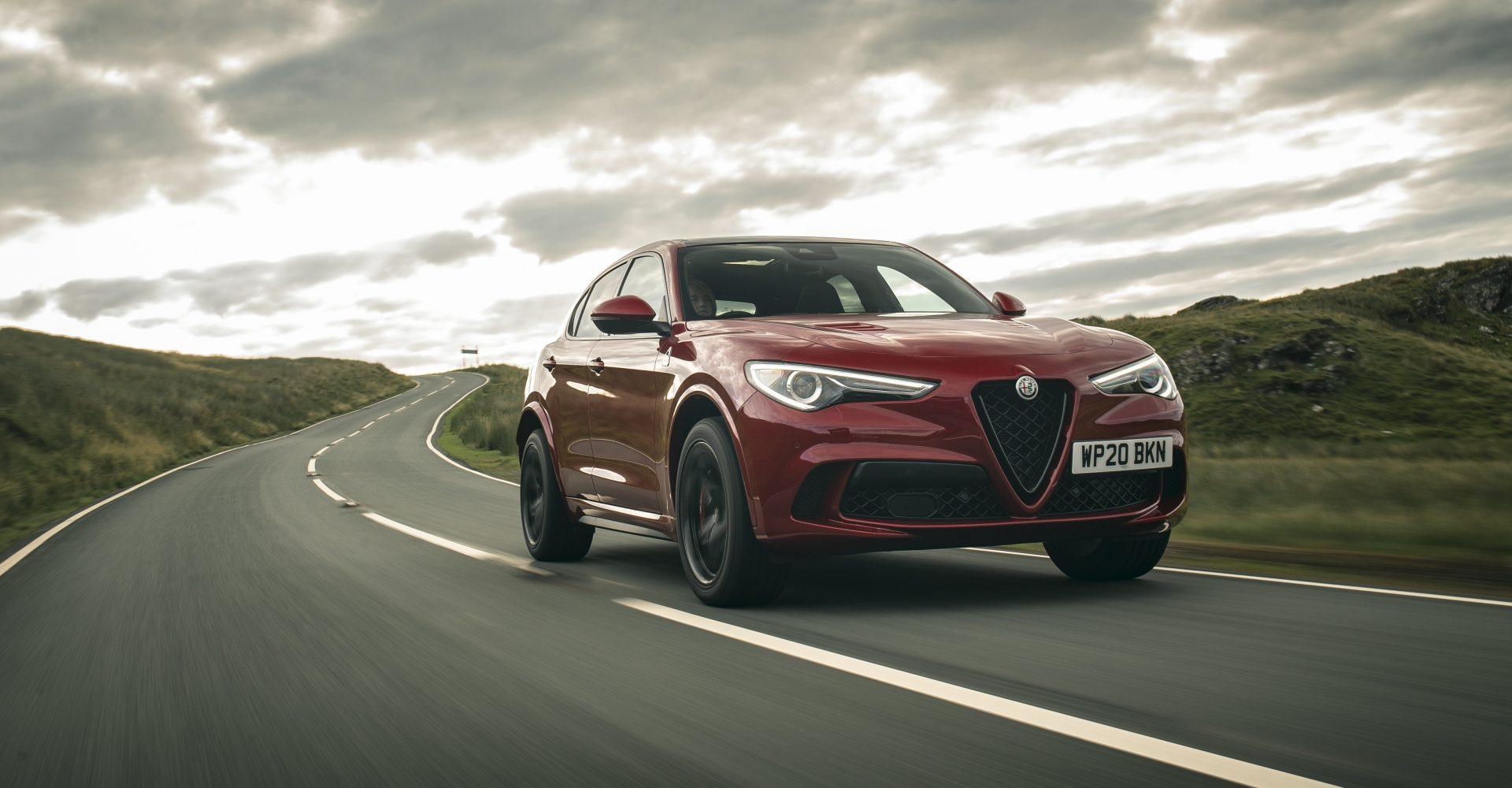 First Drive: Alfa Romeo's updated Stelvio Quadrifoglio is sharper than ever
