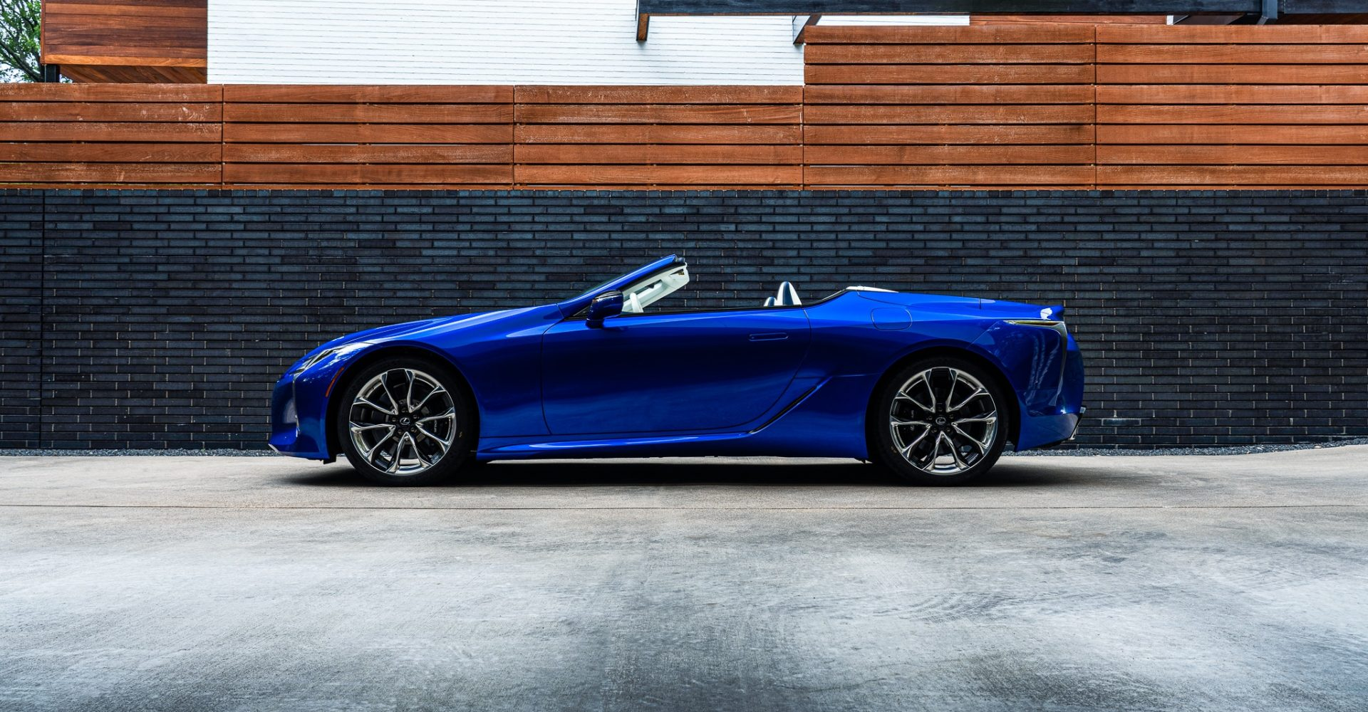 Marina-themed Regatta Edition launches Lexus LC500 Convertible reservations