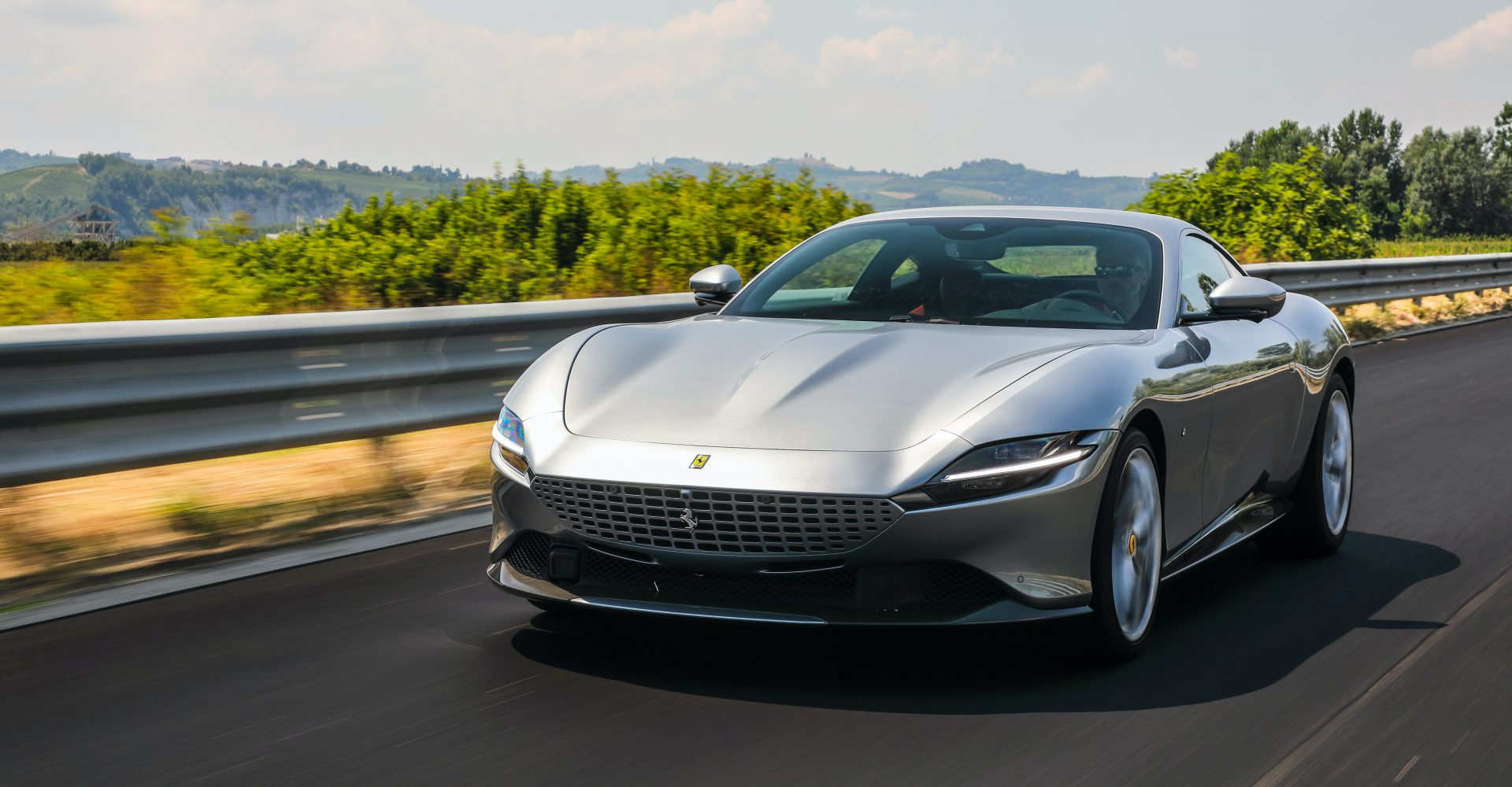 First Drive: The Ferrari Roma arrives to revolutionise the GT segment