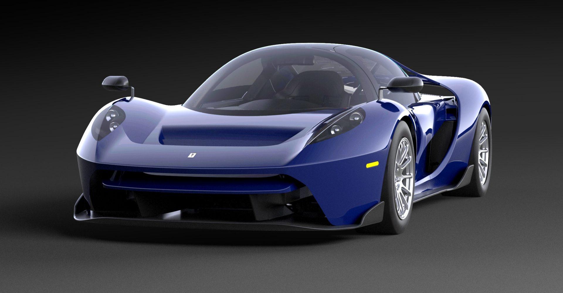 The Scuderia Cameron Glickenhaus 004S will cost £350,000