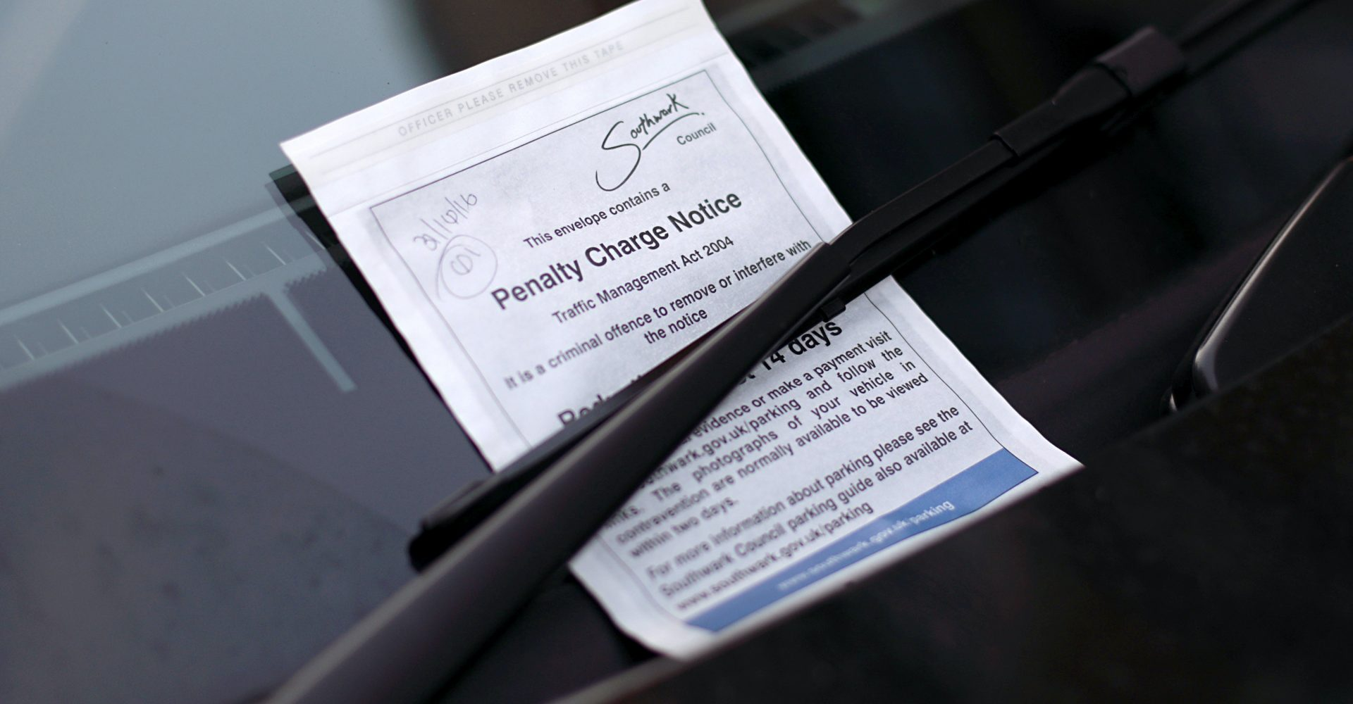 Lockdown saw councils lose at least £40m in parking fines