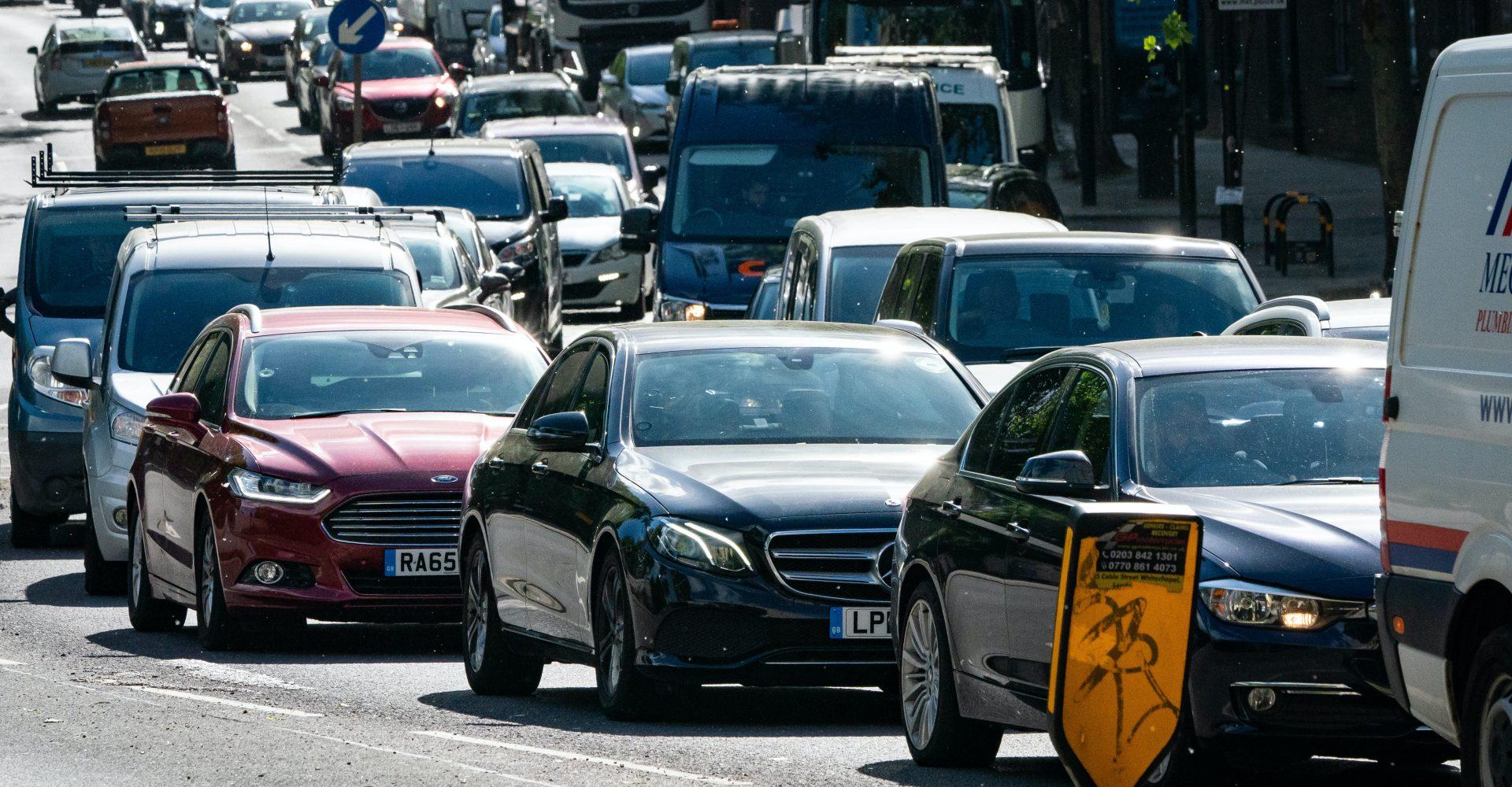 'Rush hour returns' after schools reopen