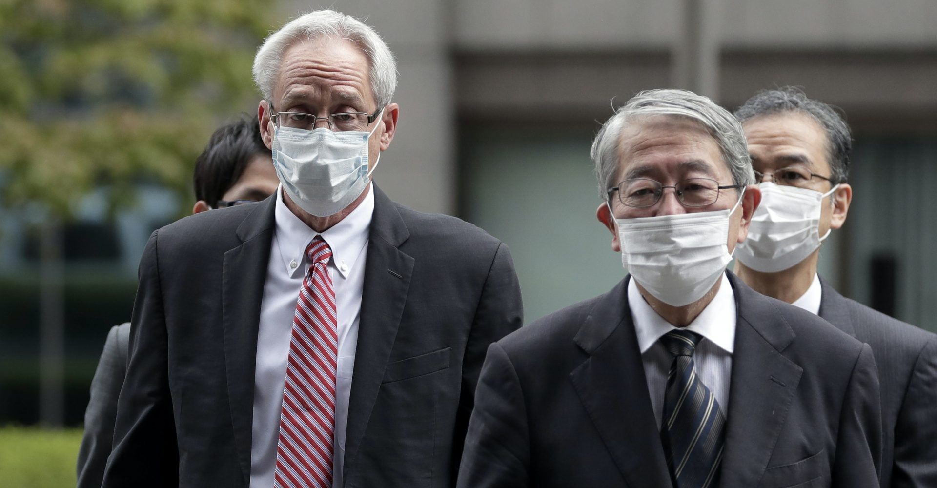 Nissan and former executive go on trial over Carlos Ghosn case