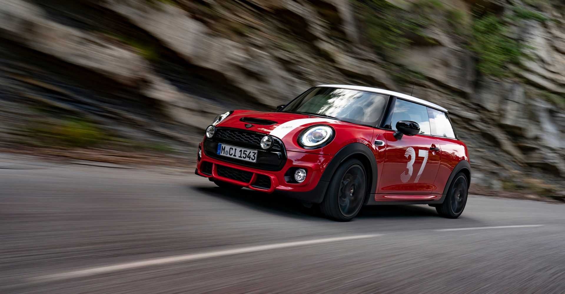 Mini launches special edition model inspired by iconic Monte Carlo Rally win