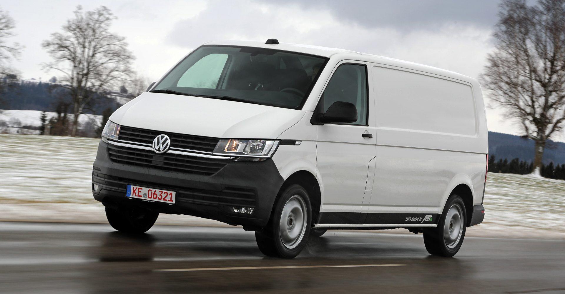 Orders open for Volkswagen's first electric van