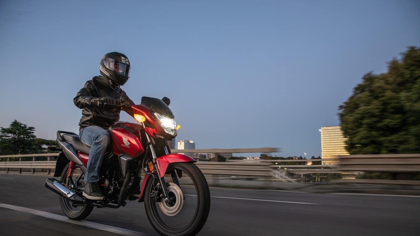 Honda introduces new lightweight CB125F