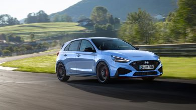 Hyundai updates i30 N hot hatch with new look and gearbox options