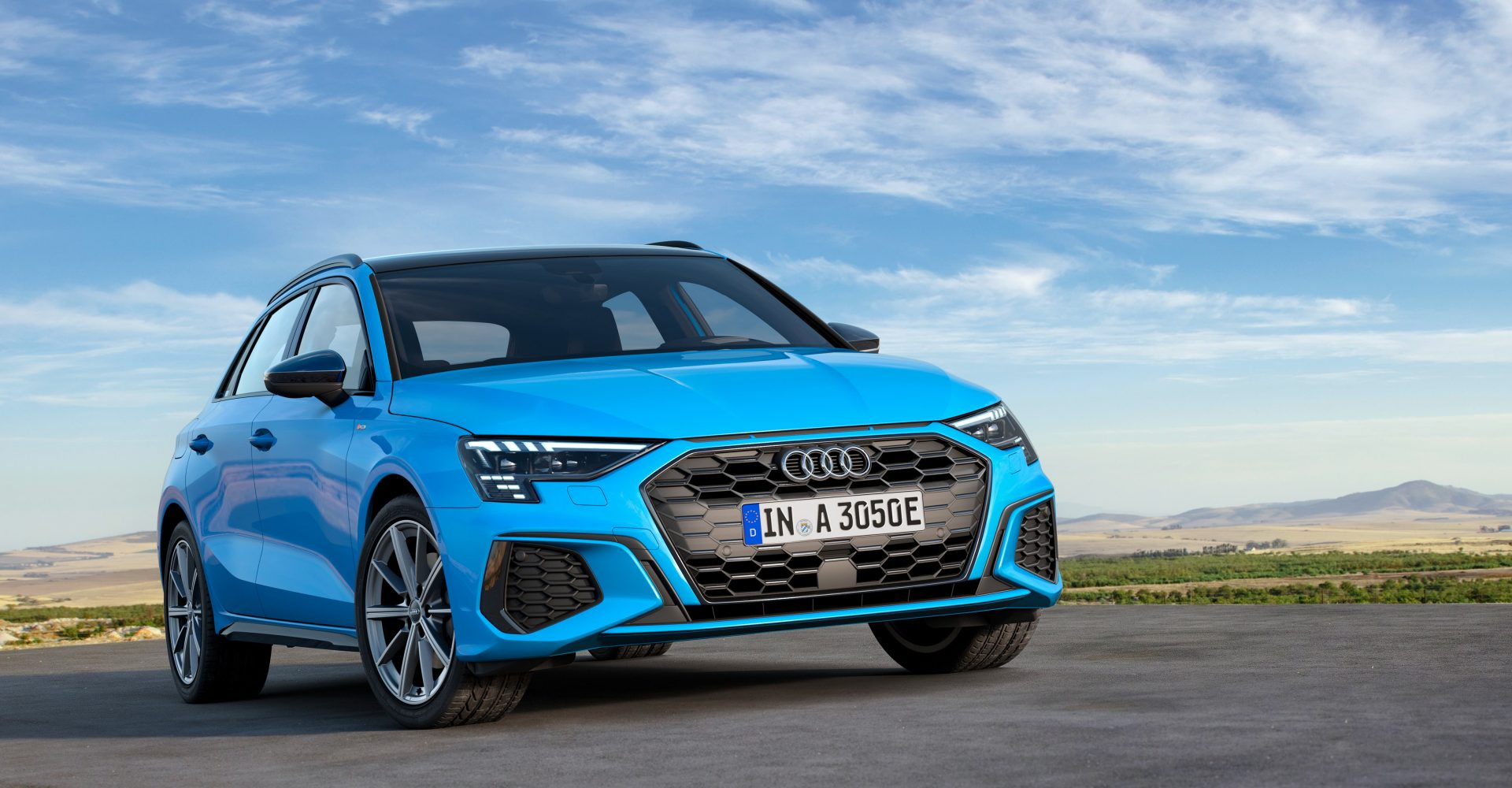Audi reveals plug-in hybrid A3 priced from £33,060