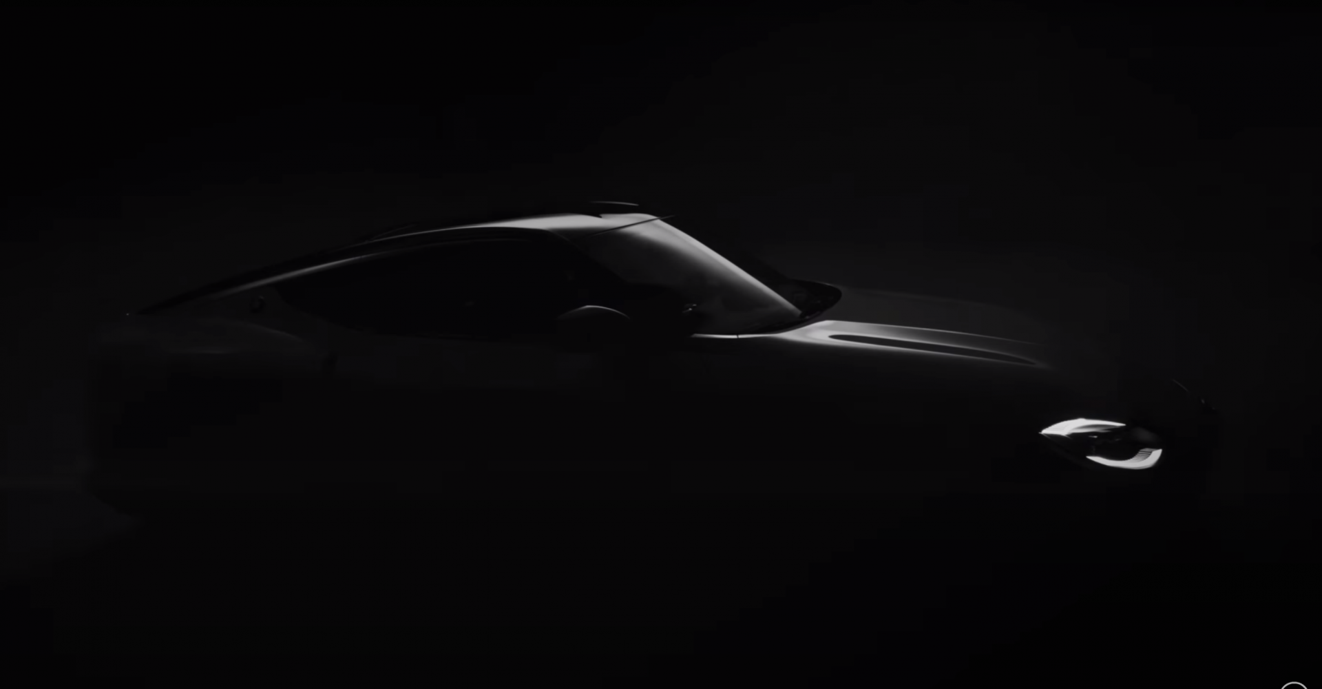Nissan teases the sound of its forthcoming Z sports car