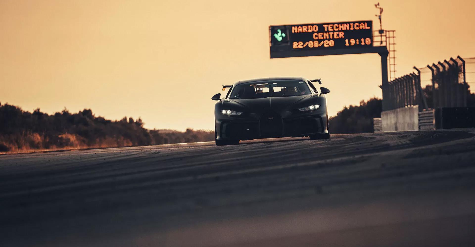 Bugatti Chiron Pur Sport hits the track as final development nears completion