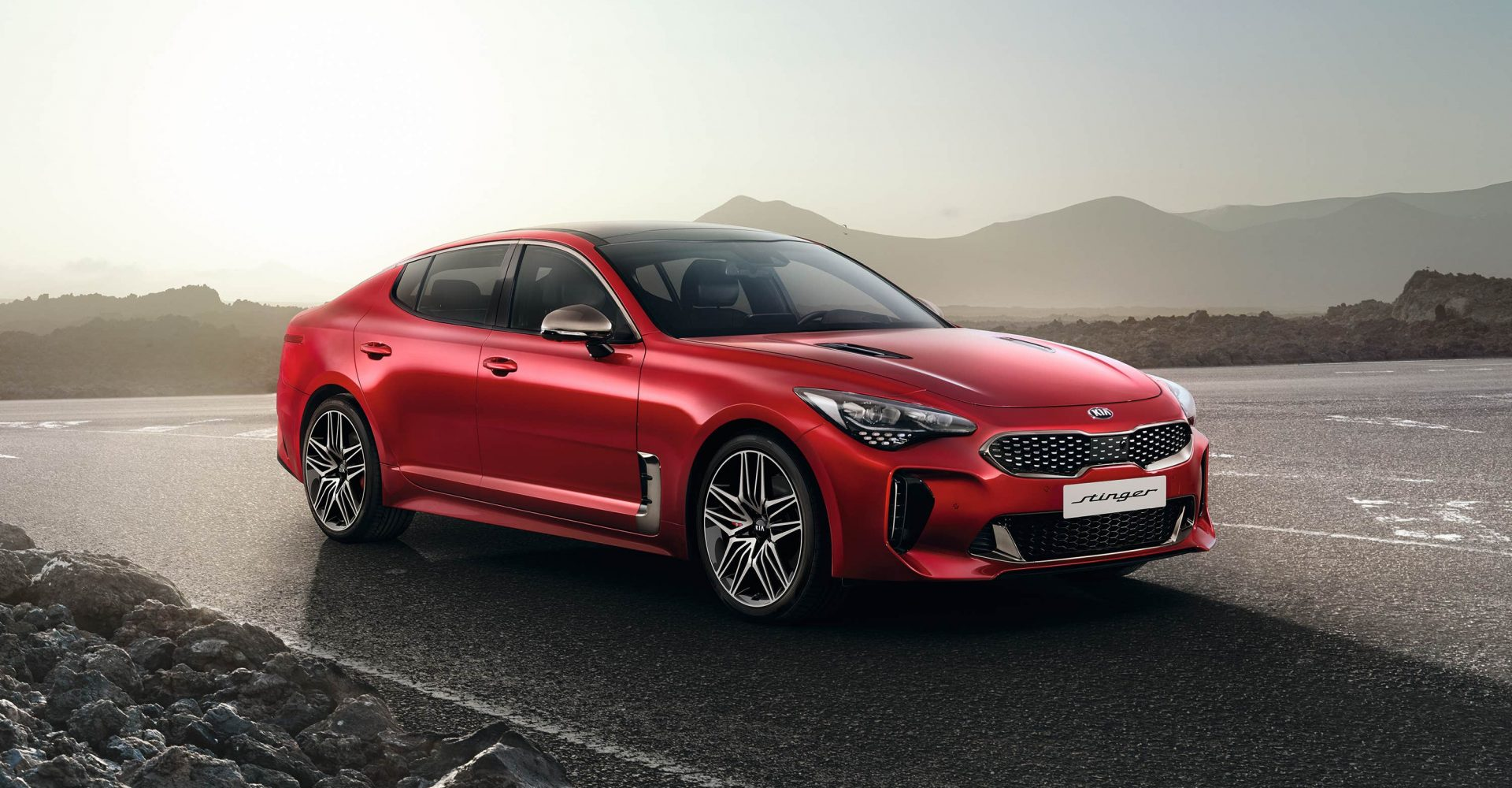 Updated Kia Stinger brings refreshed design and tech upgrades