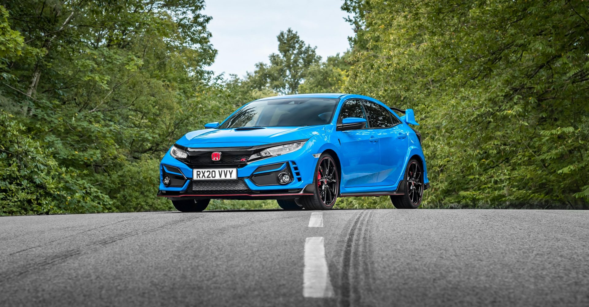 UK Drive: The updated Honda Civic Type R means the best just got better