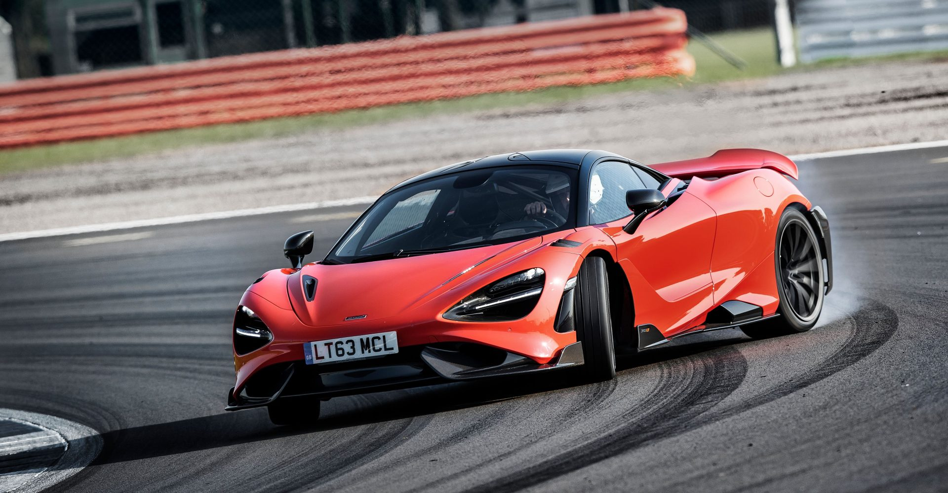 First Drive: The McLaren 765LT monsters around Silverstone Circuit