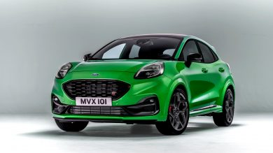 Ford Puma ST unveiled as hot new crossover