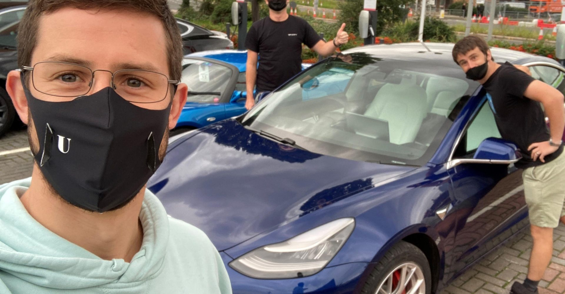 Charity targeting electric vehicle road trip record in the UK