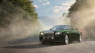 New Ghost Extended brings added spaciousness to Rolls-Royce's latest saloon