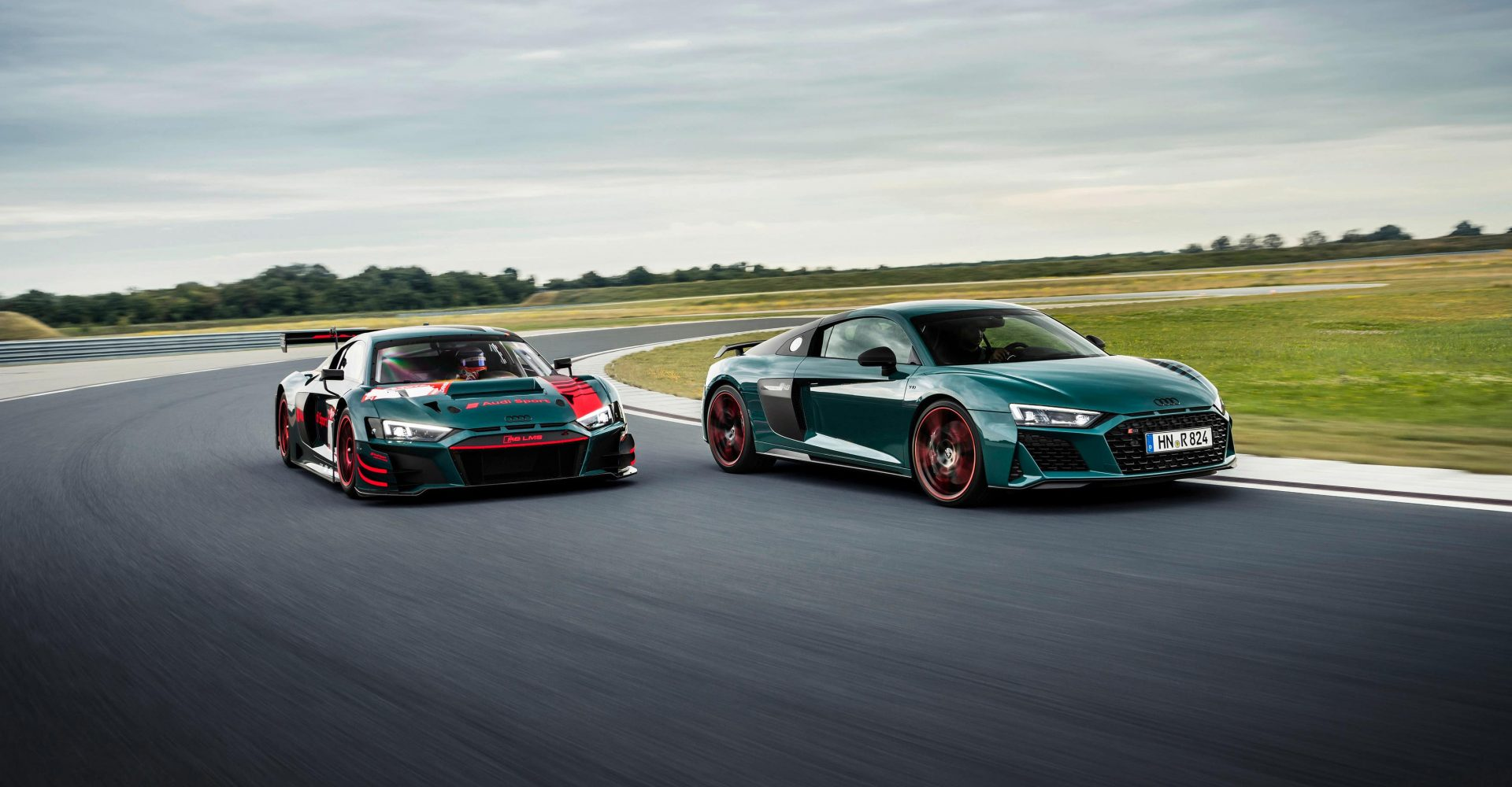 Audi R8 Green Hell is a limited-edition tribute to firm's Nurburgring success