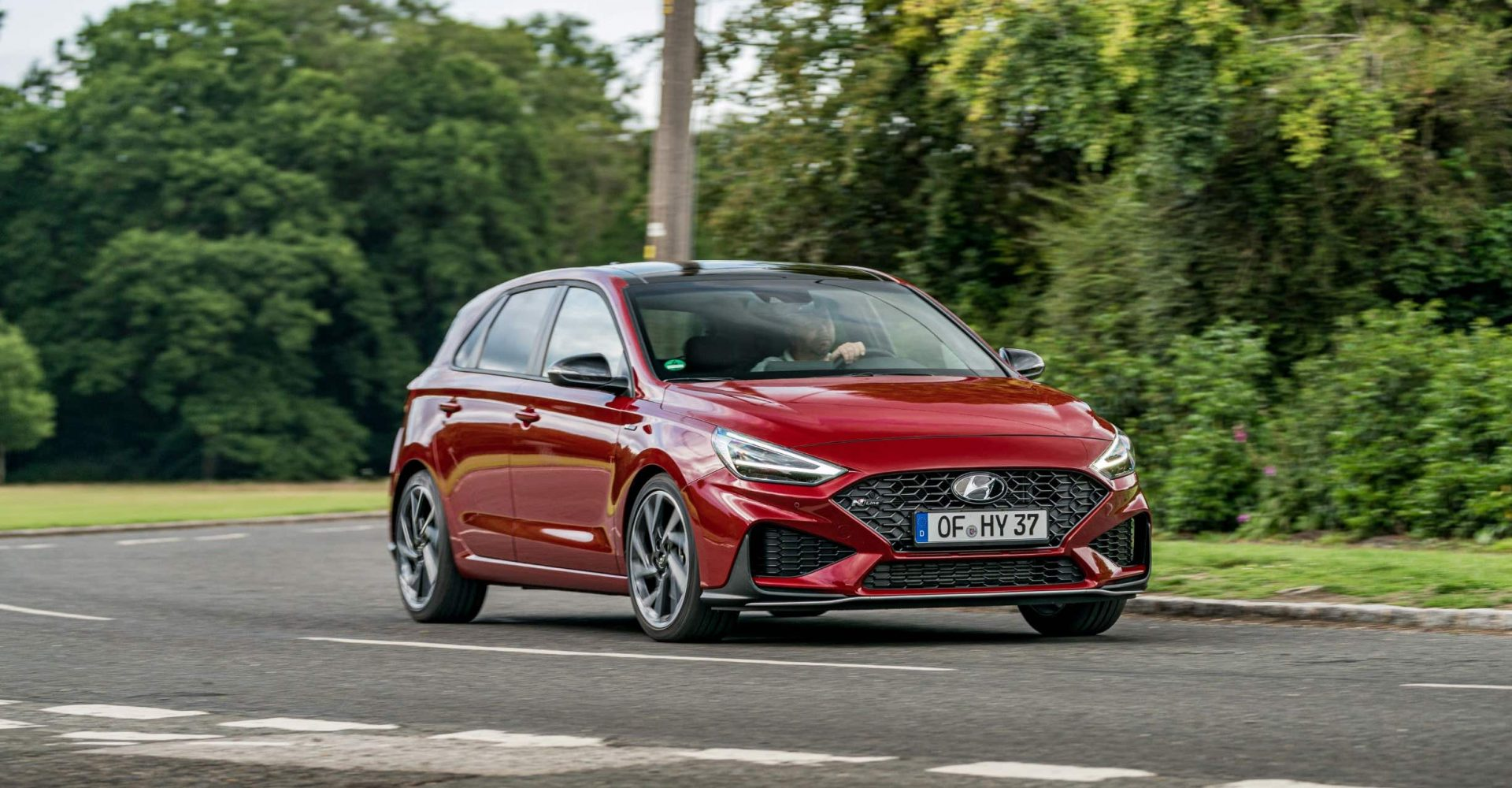 New Hyundai i30 priced from £20,695