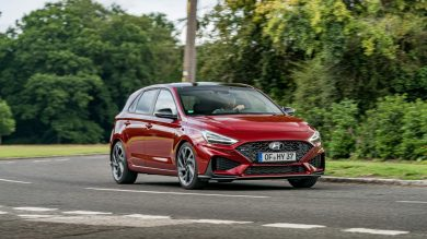 New Hyundai i30 priced from £20,695
