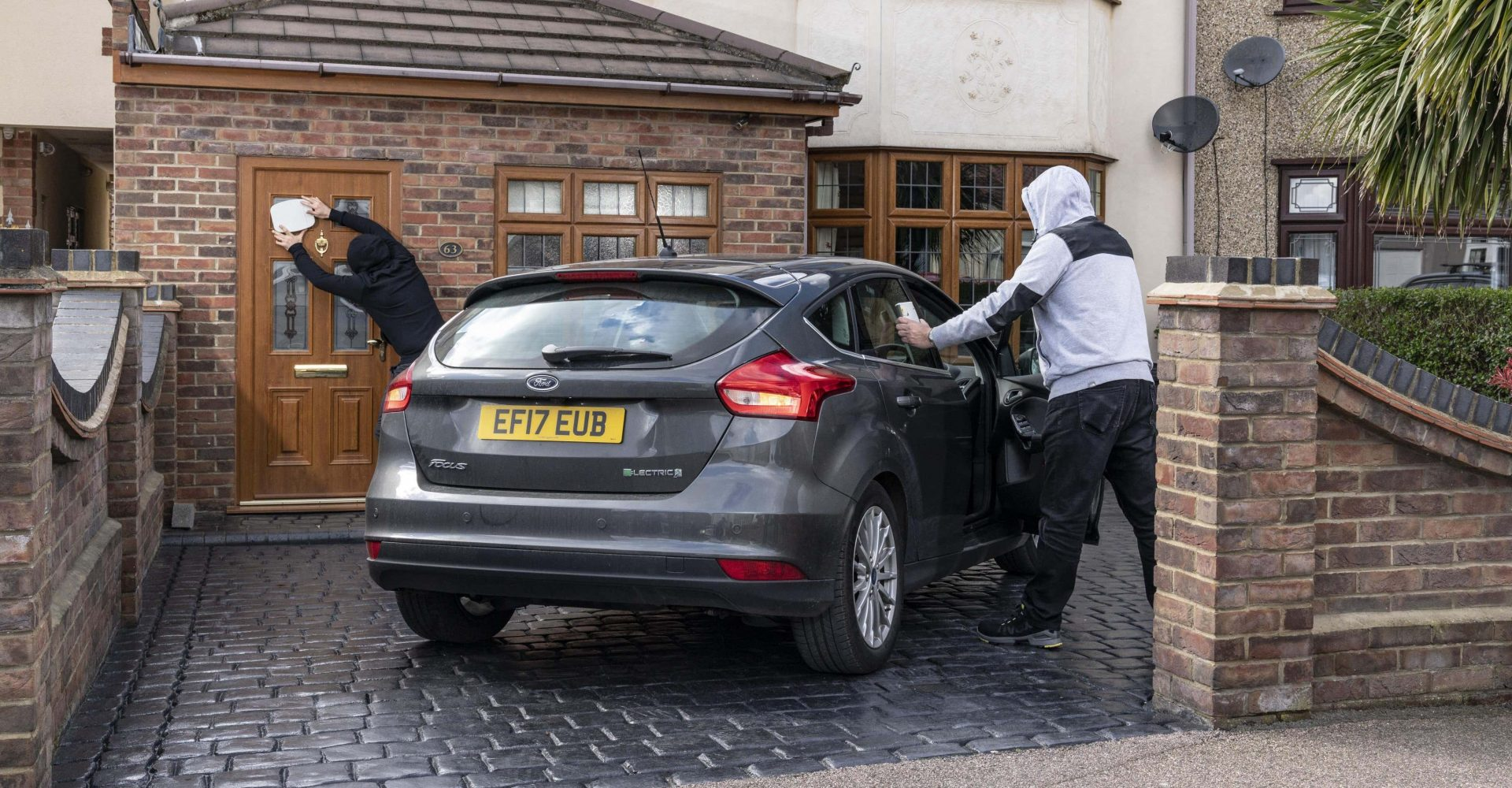 Keyless car technology fuels rise in car theft