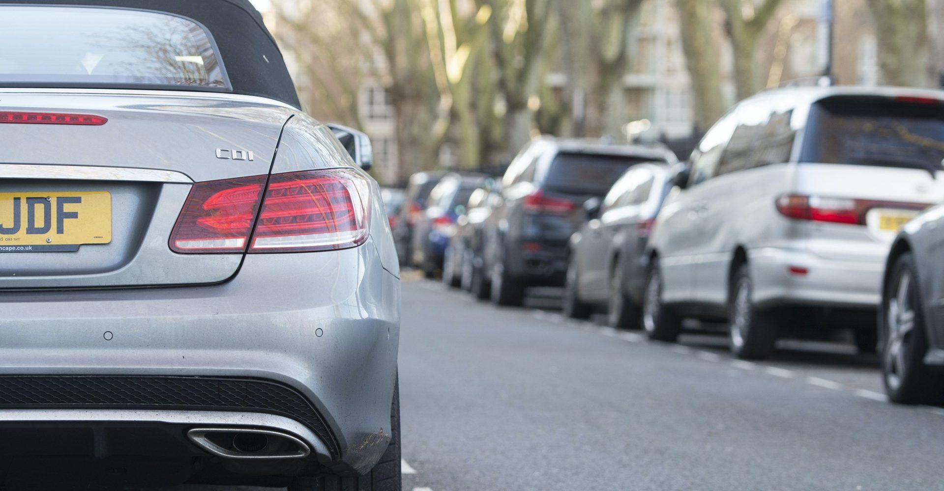 Birmingham tops list of hard to park UK cities