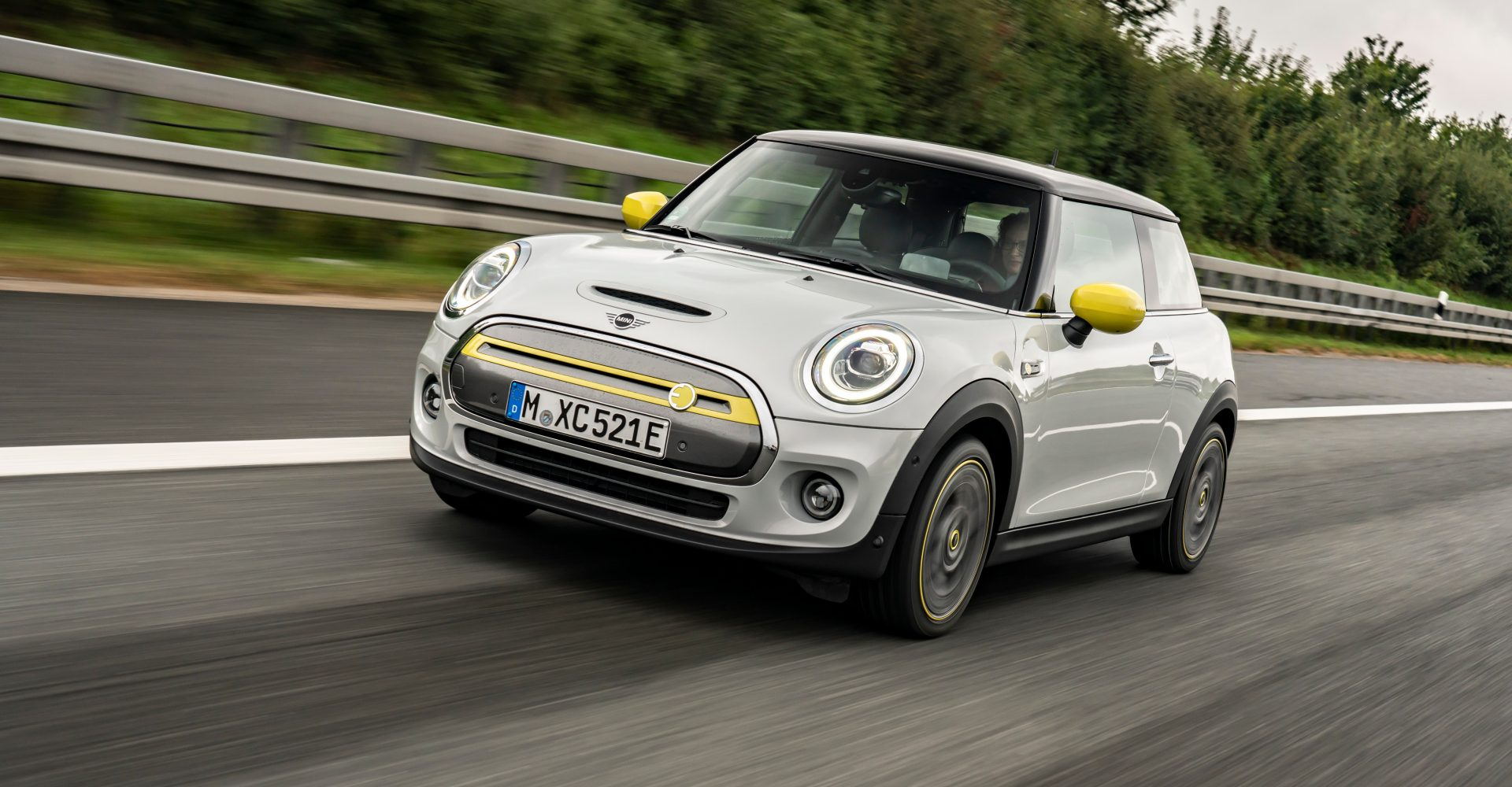 Mini confirms electric crossover is on the way