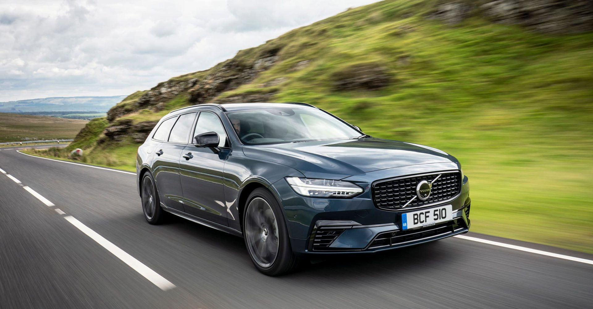 UK Drive: The Volvo V90 Recharge T6 is a supreme plug-in hybrid estate car