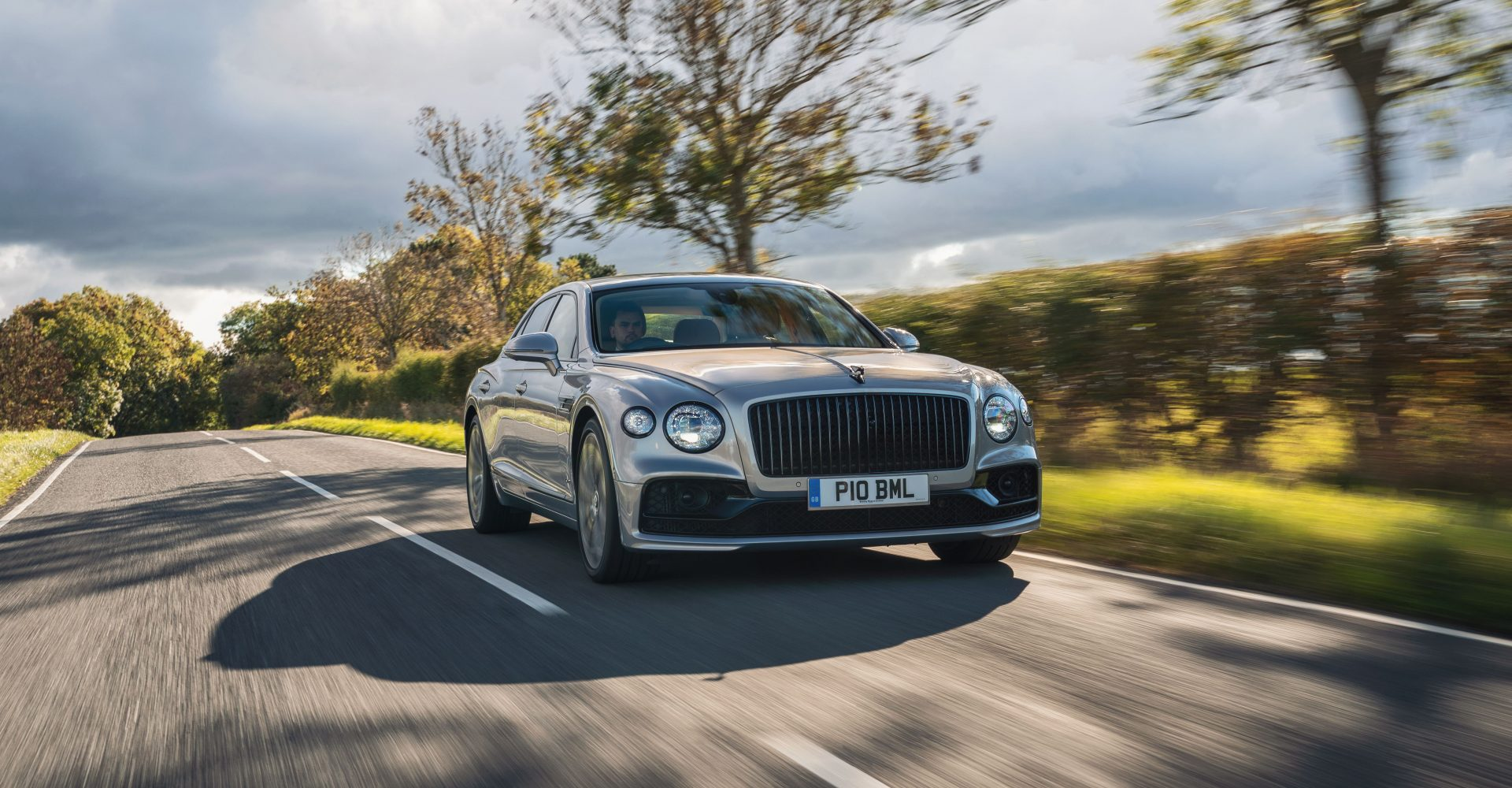 First Drive: Bentley's Flying Spur aims to redefine luxury saloons