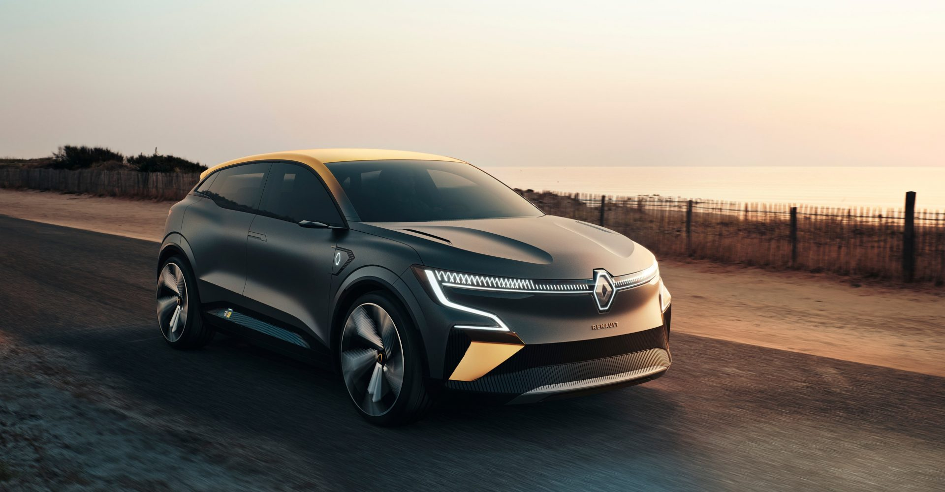 Renault signals future EV intent with Megane eVision concept