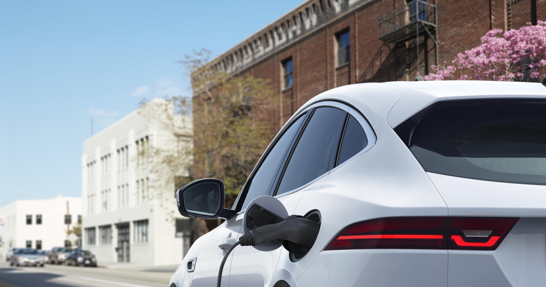 Updated Jaguar E-Pace