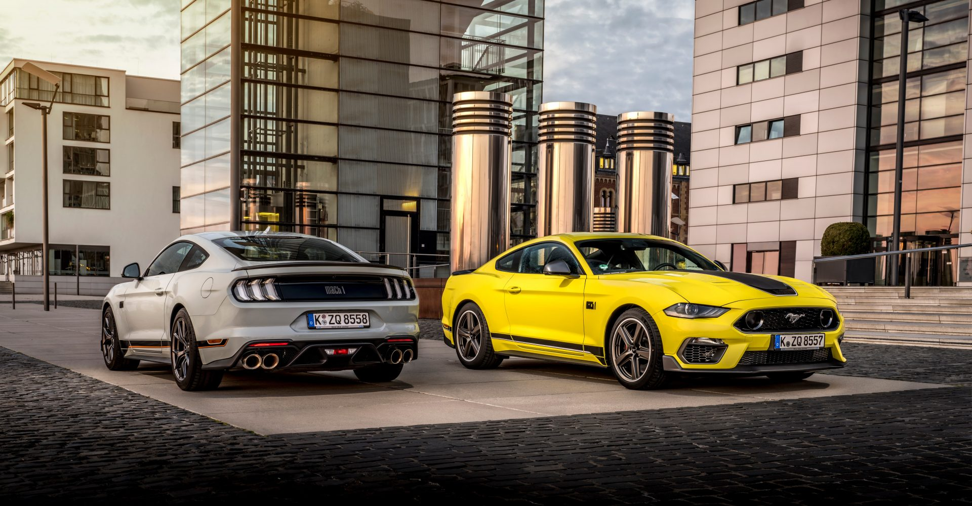 High-performance Ford Mustang Mach 1 coming to Europe for the first time