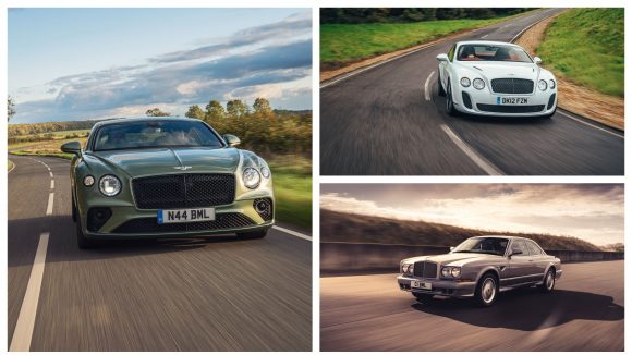 Bentley's Continental: how has it changed over the years?