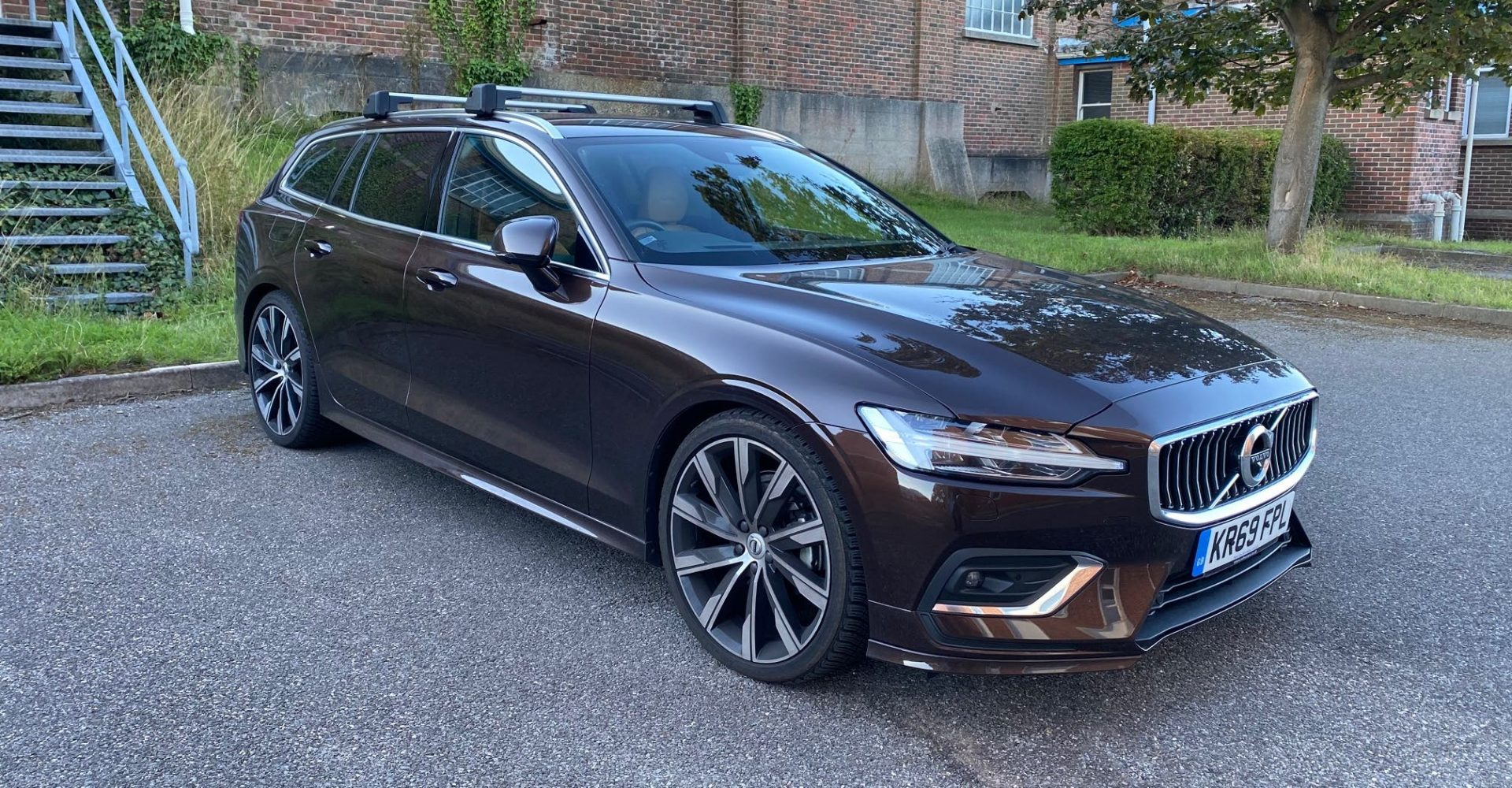 Long-term report: Here's why an estate will always beat an SUV in my eyes