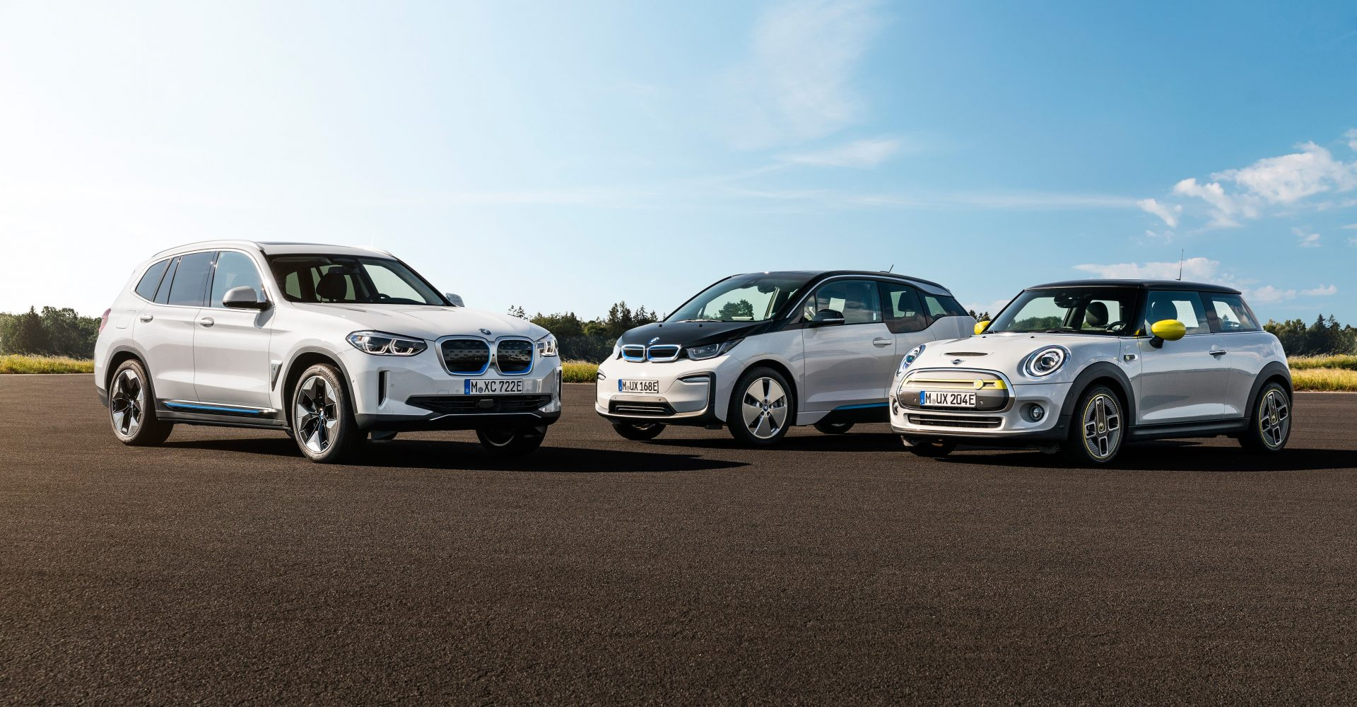 BMW second-life solution sees retired car batteries used as mobile power units