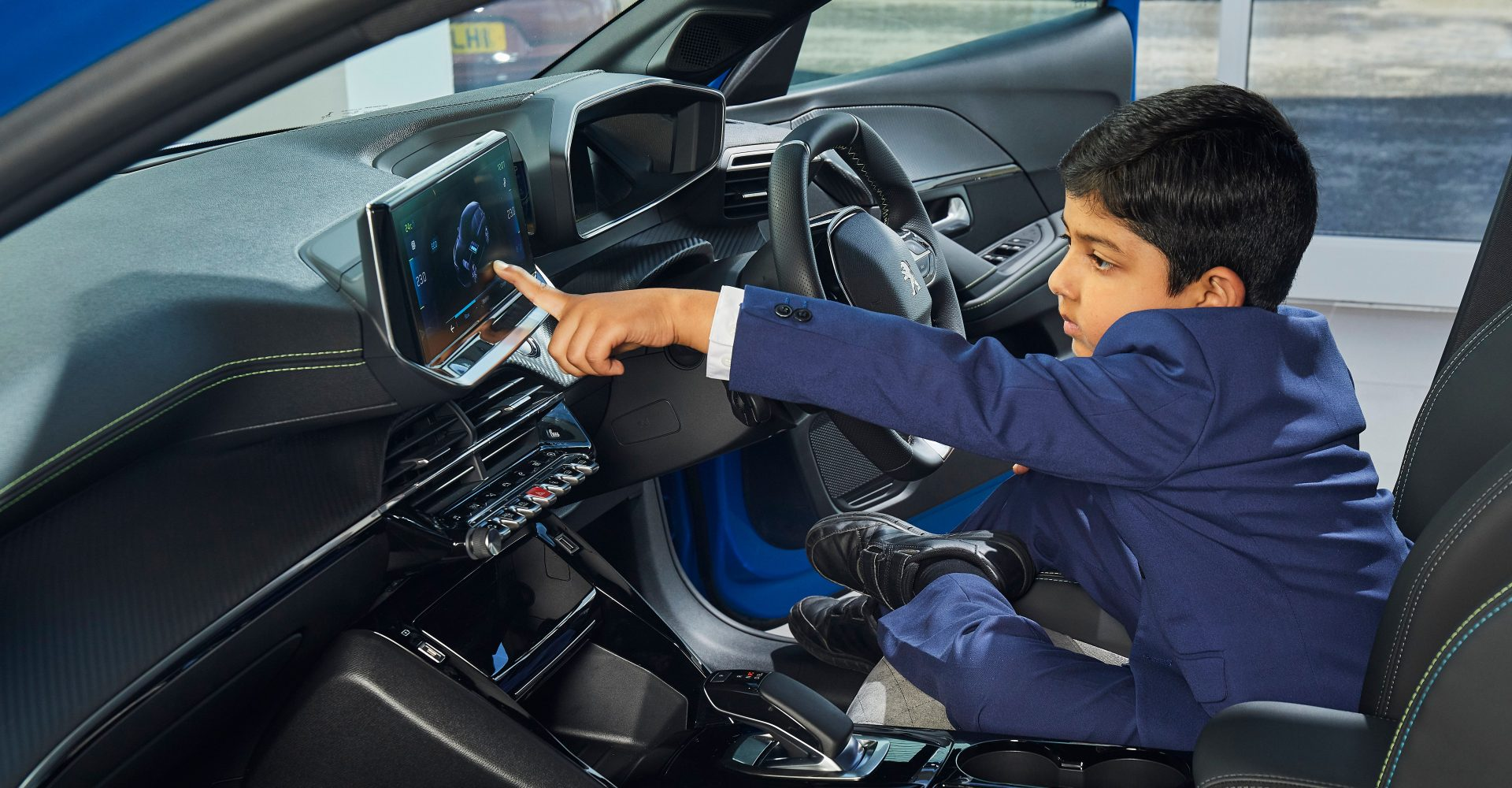 Half of children want parents to make environmentally friendly car choices