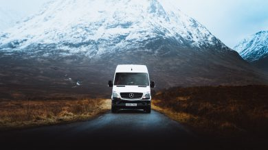 Brits are turning to luxury motorhomes ahead of winter Covid disruptions